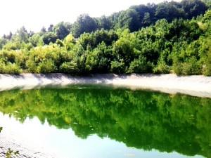 jezero na gacah belinov stiblc
