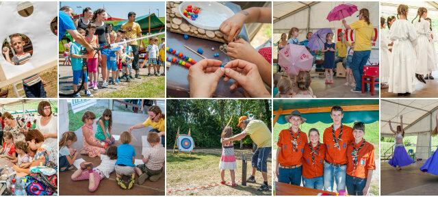 Razpis za prijavo na otroški festival Juhuhu, počitnice!